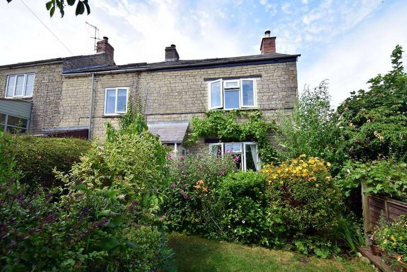 3 Bedrooms End Of Terrace House for sale in Upper Church Row, Windsoredge, Nailsworth , GL6