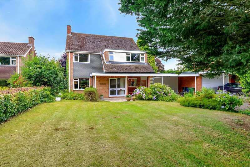 4 Bedrooms Link Detached House for sale in Woodfield Park, Amersham, HP6