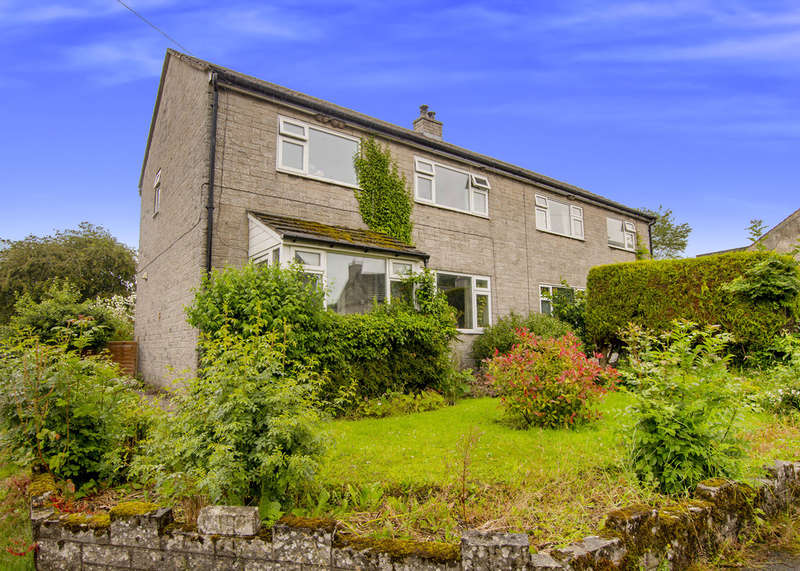 3 Bedrooms Semi Detached House for sale in Chapel Street, Monyash, Bakewell