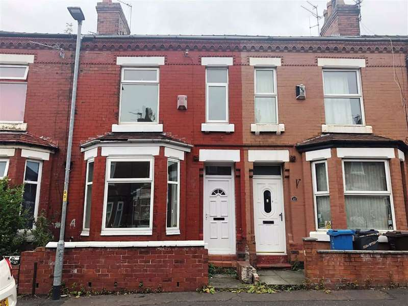 3 Bedrooms Terraced House for sale in Laburnum Road, Manchester