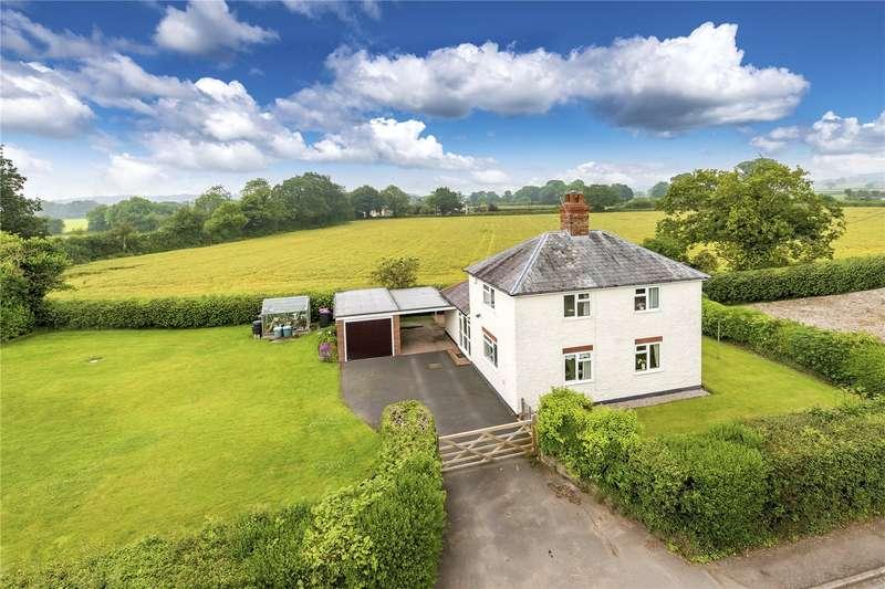 3 Bedrooms Detached House for sale in 56 Shrewsbury Road, Edgmond, Newport, TF10