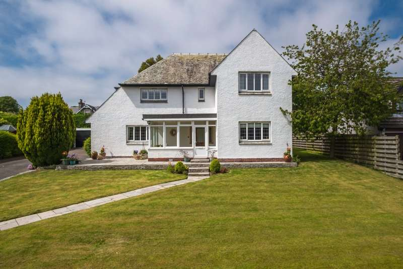5 Bedrooms Detached House for sale in 8A Montague Street, Broughty Ferry, Dundee, Angus, DD5