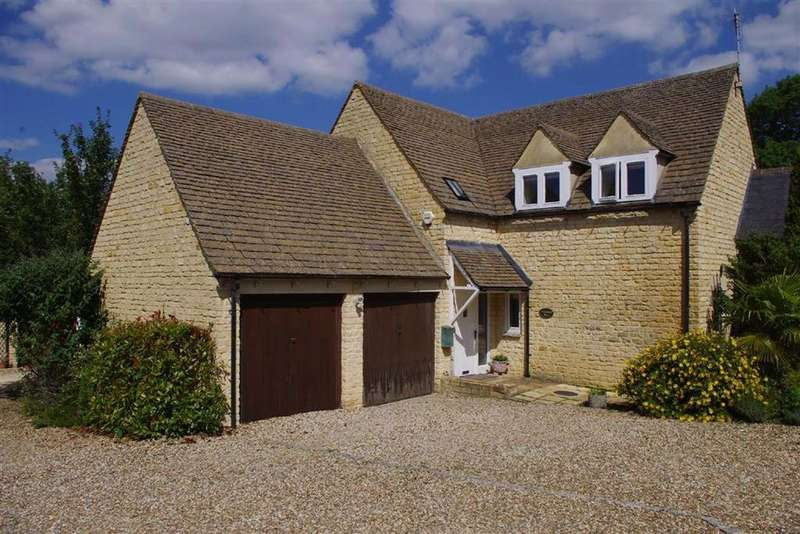 4 Bedrooms Detached House for sale in The Paddocks, Bourton-on-the-Water, Gloucestershire