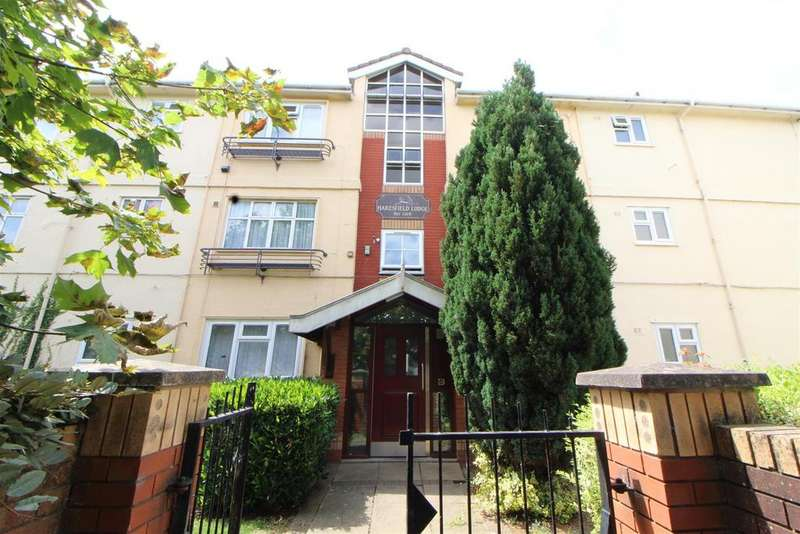 2 Bedrooms Flat for sale in Haresfield Lodge, Norbury Avenue, Matson