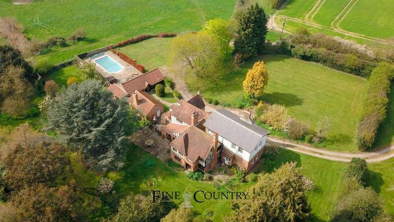 6 Bedrooms Detached House for sale in Holly Bush Hill, Great Bentley