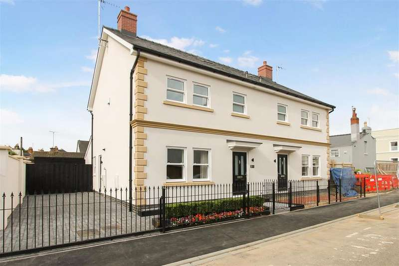 4 Bedrooms Semi Detached House for sale in All Saints Villas Road, Cheltenham