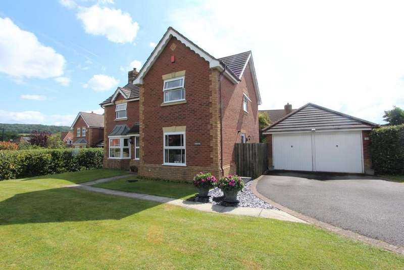 4 Bedrooms Detached House for sale in Outstanding detached home at The Elms