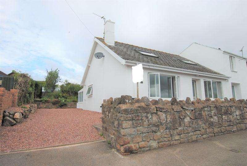 2 Bedrooms Bungalow for sale in Littledean Hill Road, Cinderford
