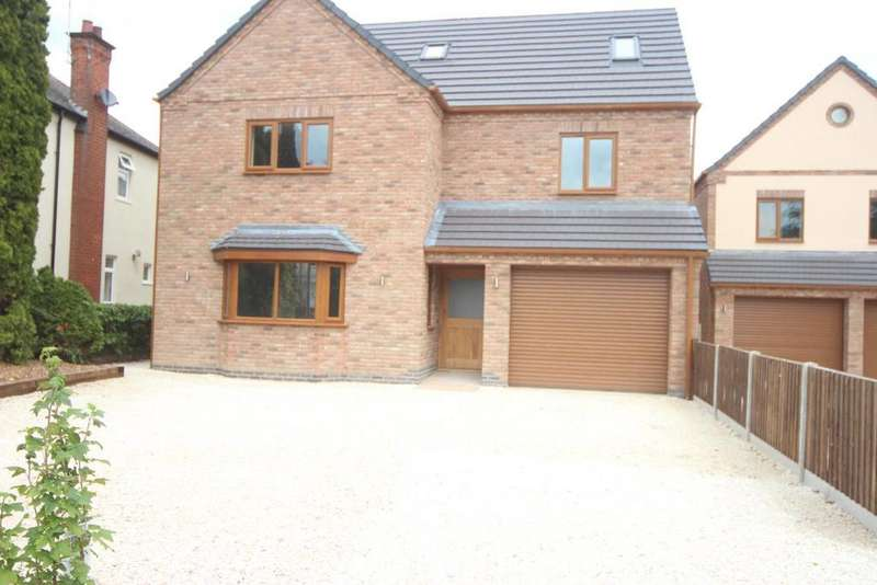 6 Bedrooms Detached House for sale in Lutterworth Road, Burbage