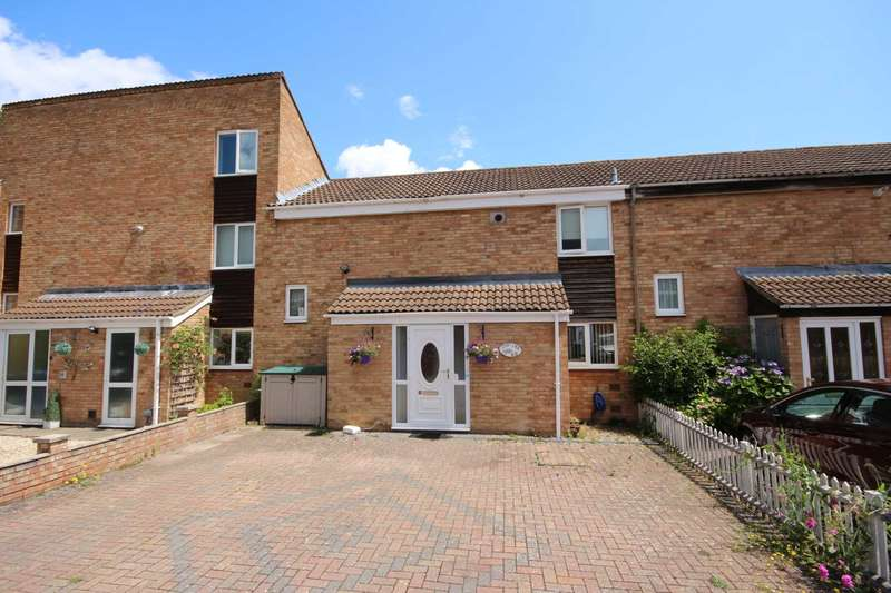 3 Bedrooms Terraced House for sale in Helmsdale, Bracknell