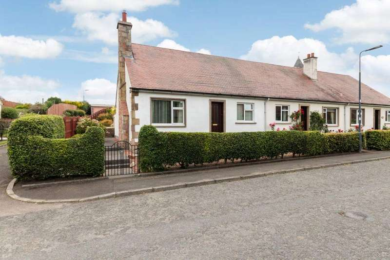 2 Bedrooms End Of Terrace House for sale in 11 Main Street, Carrington, EH23 4LR