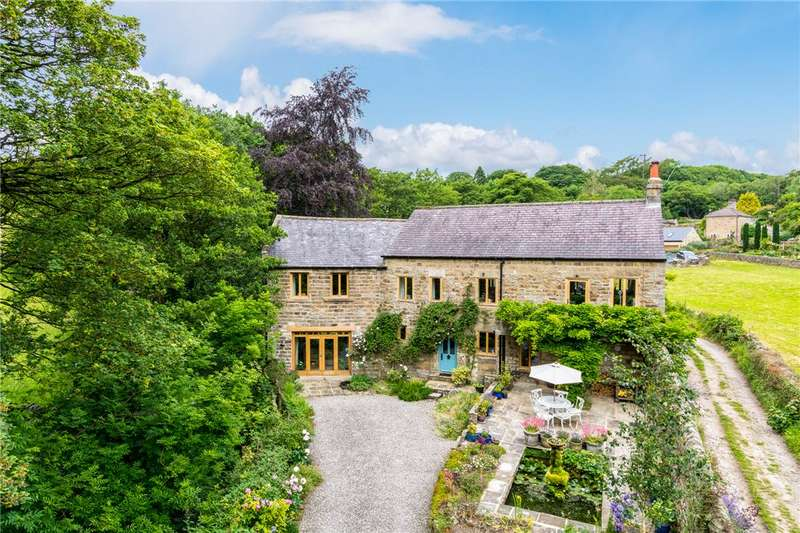 4 Bedrooms Unique Property for sale in Little Mill, Smelthouses, Harrogate, North Yorkshire