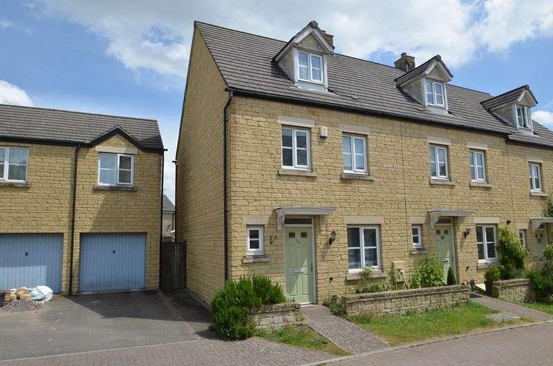 4 Bedrooms Town House for sale in Windyridge, Bisley, Stroud, GL6