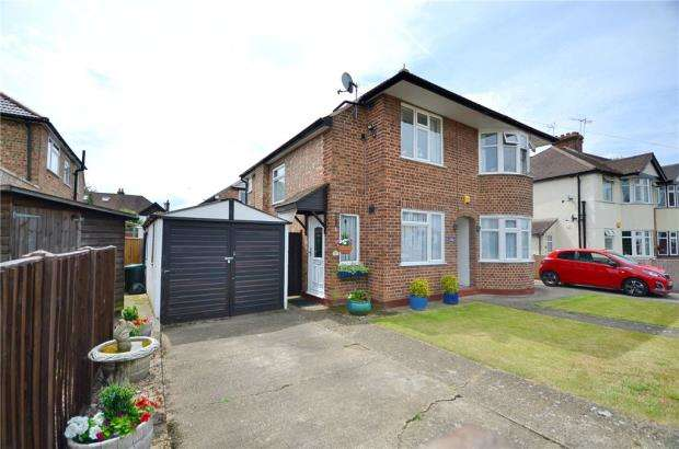 2 Bedrooms Maisonette Flat for sale in Westcroft, Slough, Slough