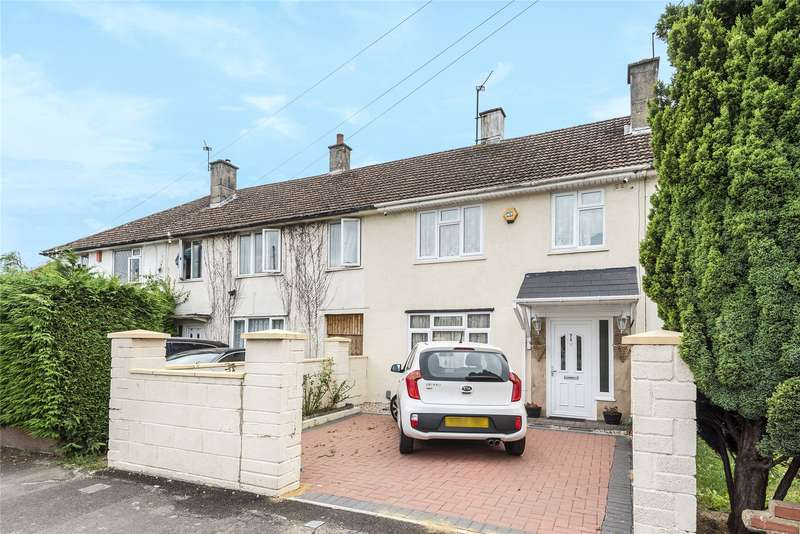 4 Bedrooms Terraced House for sale in Blandford Road, Reading, Berkshire, RG2