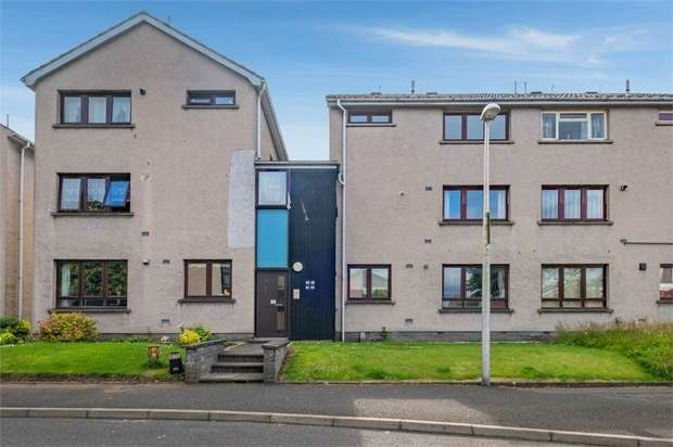 3 Bedrooms Maisonette Flat for sale in Viewmount, Forfar, Angus
