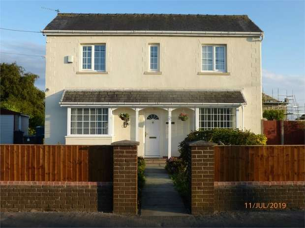 3 Bedrooms Detached House for sale in Butchers Lane, Aughton, Ormskirk, Lancashire