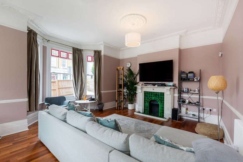 5 Bedrooms End Of Terrace House for sale in Alderbrook Road, Balham, SW12