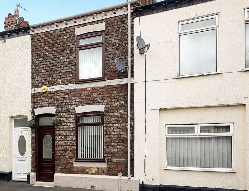2 Bedrooms House for sale in Foster Street, Widnes, WA8