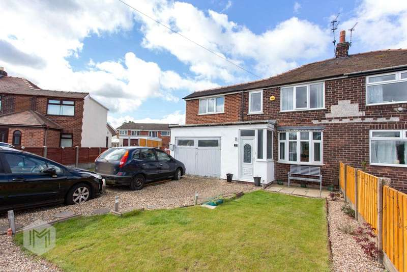 3 Bedrooms Semi Detached House for sale in Ivy Road, Woolston, Warrington, WA1