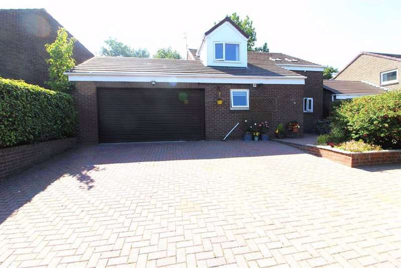 4 Bedrooms Detached House for sale in Chipchase, Washington