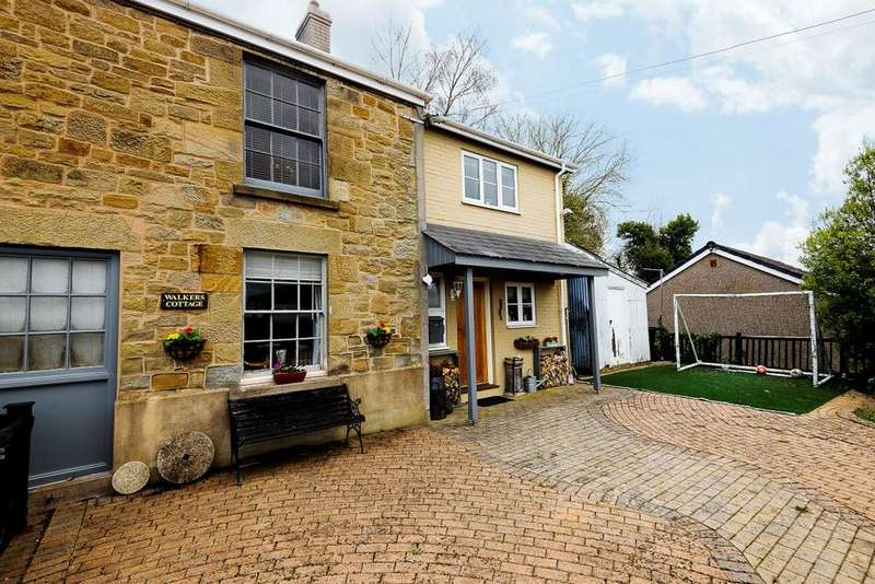3 Bedrooms Cottage House for sale in Walkers Cottage