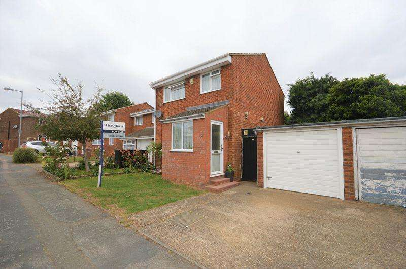 3 Bedrooms End Of Terrace House for sale in Dunsmore Road.