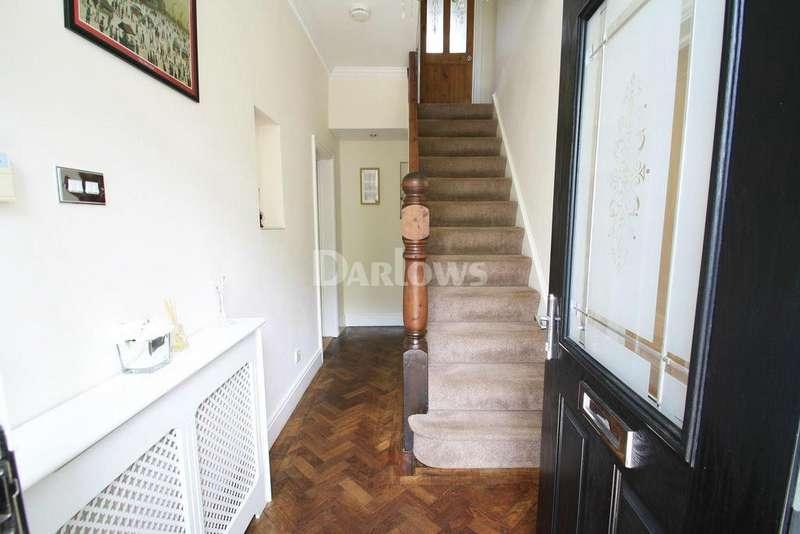 4 Bedrooms Terraced House for sale in Oak Street, Abertillery, Gwent