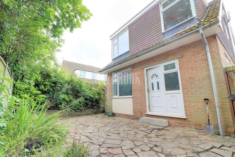 3 Bedrooms Detached House for sale in Greenfield Close, Greenhill, Sheffield