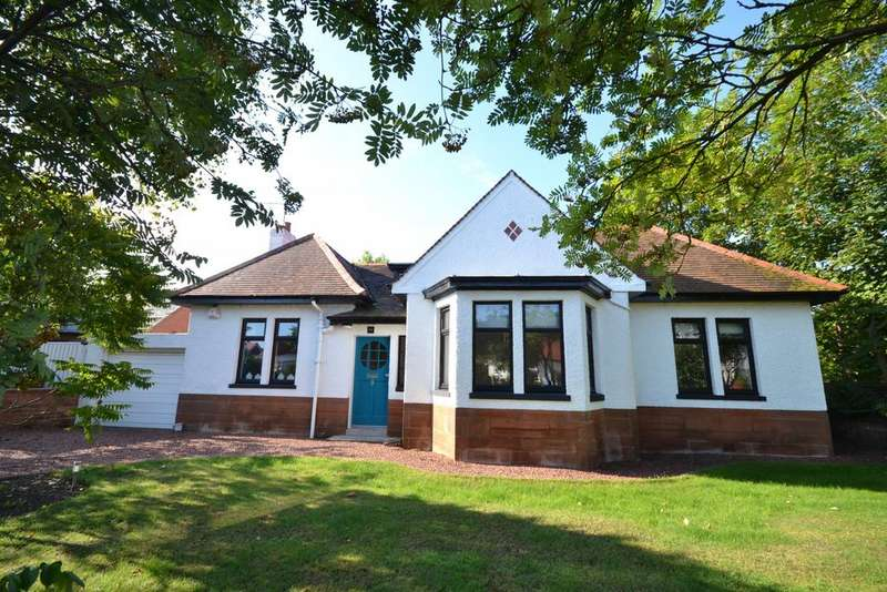 3 Bedrooms Detached Bungalow for sale in 43 Darley Crescent, Troon, KA10 6JH