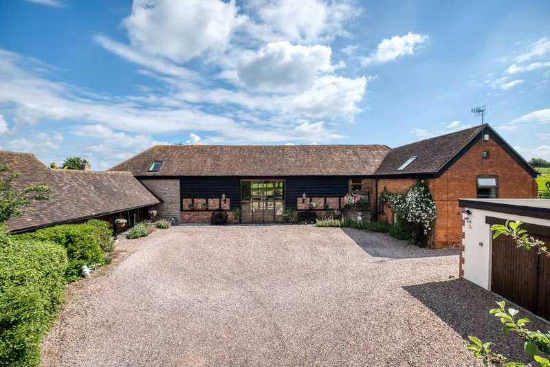 5 Bedrooms Equestrian Facility Character Property for sale in Stratford Bridge, Ripple, Gloucestershire, GL20
