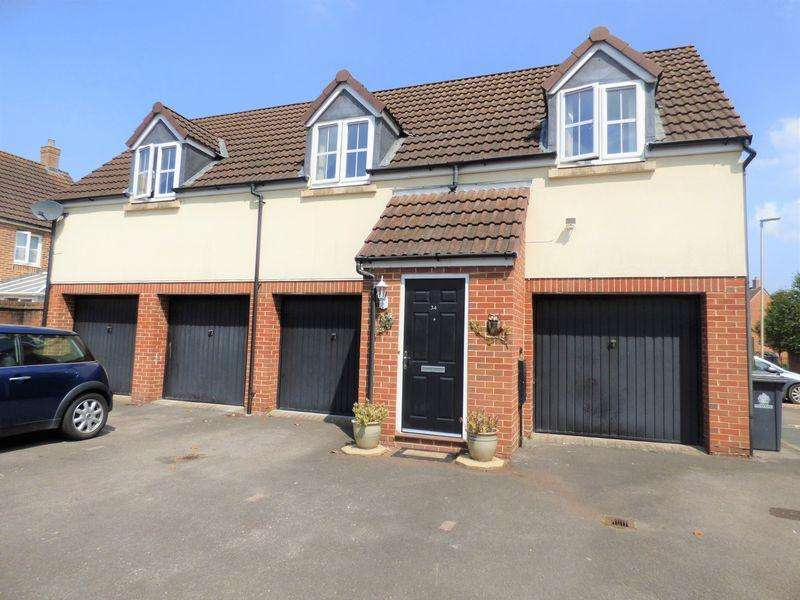 2 Bedrooms Apartment Flat for sale in Coltishall Close, Gloucester