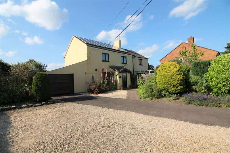 4 Bedrooms Detached House for sale in Old Road, Coalway, Coleford