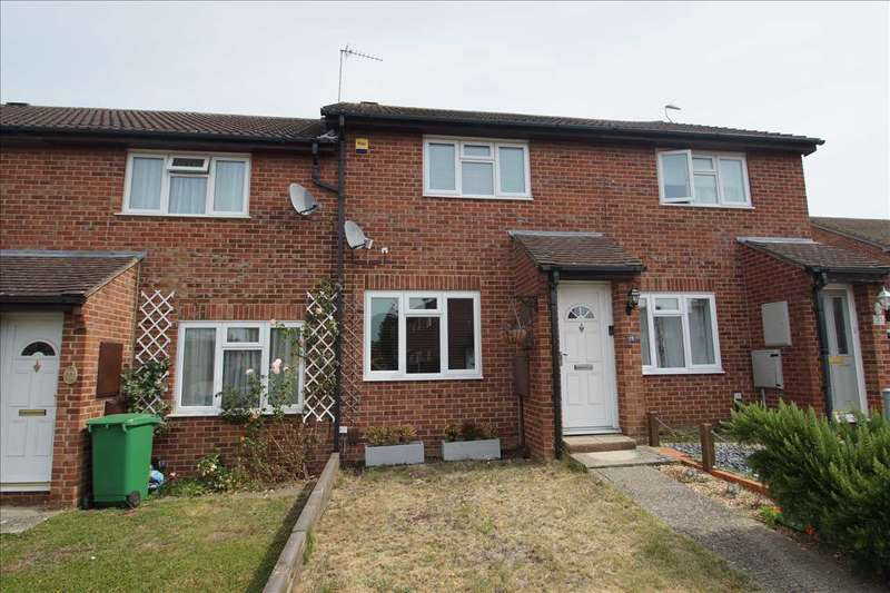 2 Bedrooms Terraced House for sale in Bramber Court, Cippenham, Slough