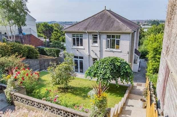4 Bedrooms Detached House for sale in Pentyla Baglan Road, Baglan, Port Talbot, West Glamorgan