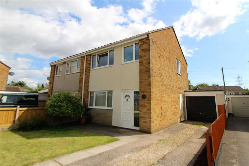 3 Bedrooms Semi Detached House for sale in Stafford Road, Caldicot