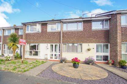 3 Bedrooms Terraced House for sale in Priors Lea, Yate, Bristol, Gloucestershire