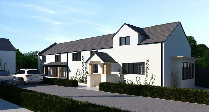 4 Bedrooms Detached House for sale in Castle Hill, Prestbury