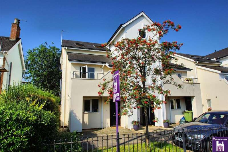 3 Bedrooms End Of Terrace House for sale in Libertus Road, Cheltenham