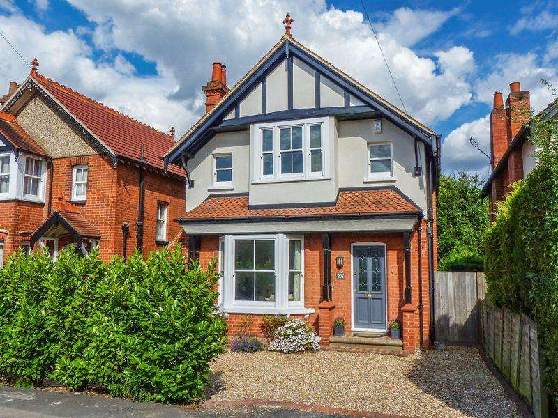 3 Bedrooms Detached House for sale in Maidenhead - Courthouse Road