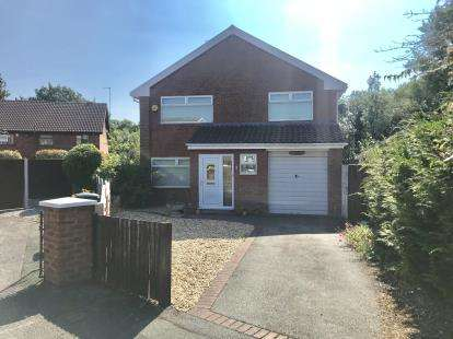 4 Bedrooms Detached House for sale in Beeston Road, Higher Kinnerton, Chester, Flintshire, CH4