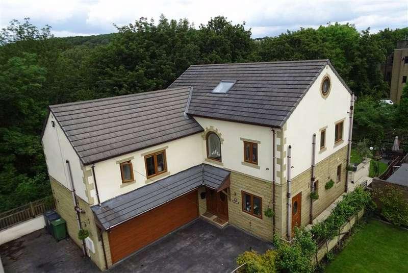 7 Bedrooms Detached House for sale in Rossefield Avenue, Birkby, Huddersfield