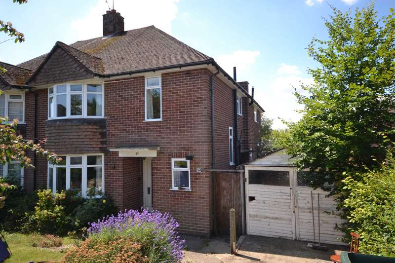 3 Bedrooms Semi Detached House for sale in Crawshay Drive, Emmer Green