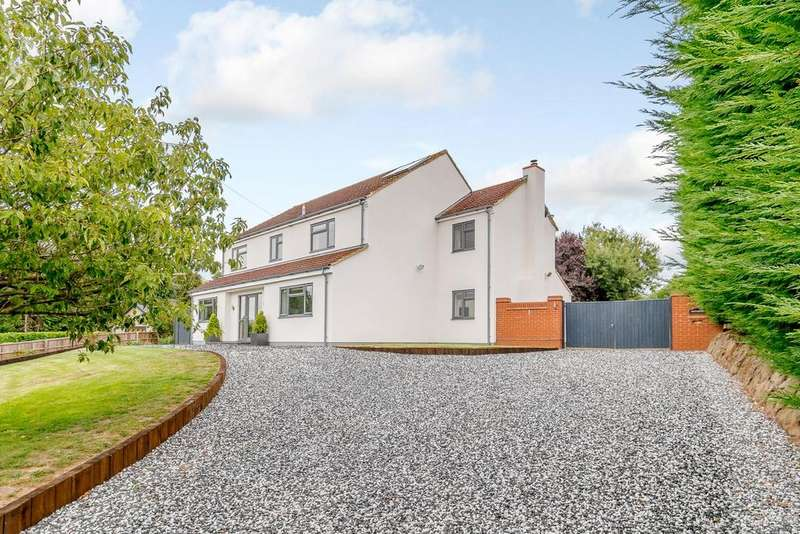 5 Bedrooms Detached House for sale in West End, Haynes, Bedford