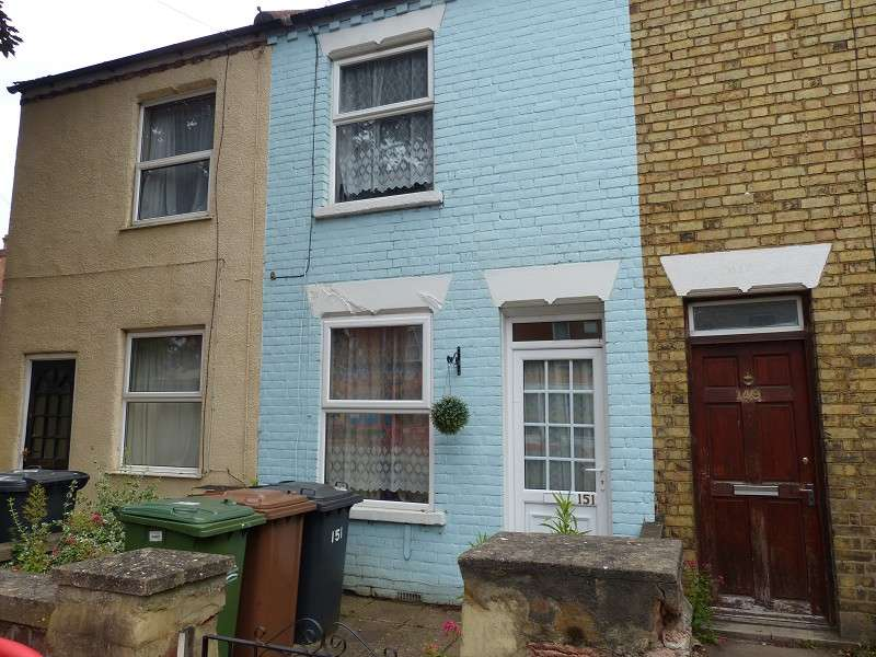 2 Bedrooms Terraced House for sale in Huntly Grove, Peterborough, Cambridgeshire. PE1 2QW