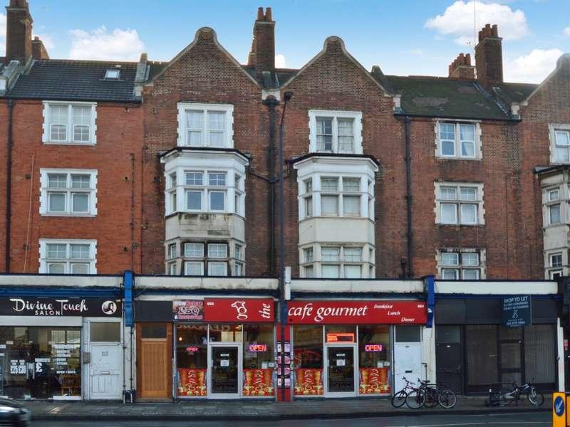 2 Bedrooms Flat for sale in Old Kent Road, Peckham SE15