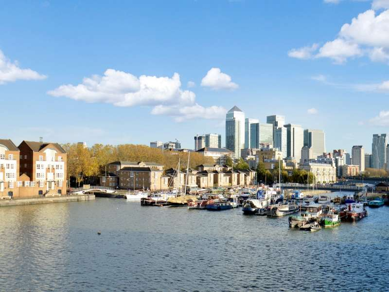 2 Bedrooms Duplex Flat for sale in Rope Street, Rotherhithe SE16
