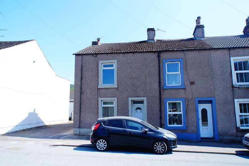 3 Bedrooms End Of Terrace House for sale in Trumpet Terrace, Cleator, CA23