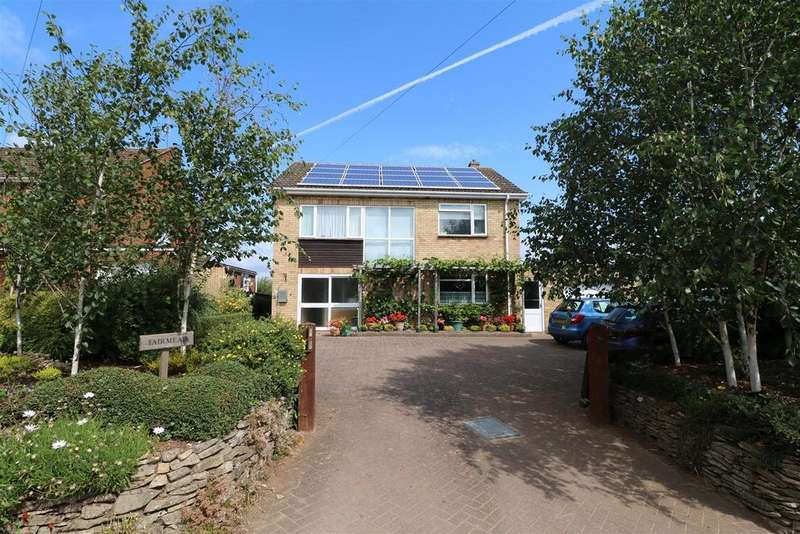 3 Bedrooms Detached House for sale in Ross Road, Newent
