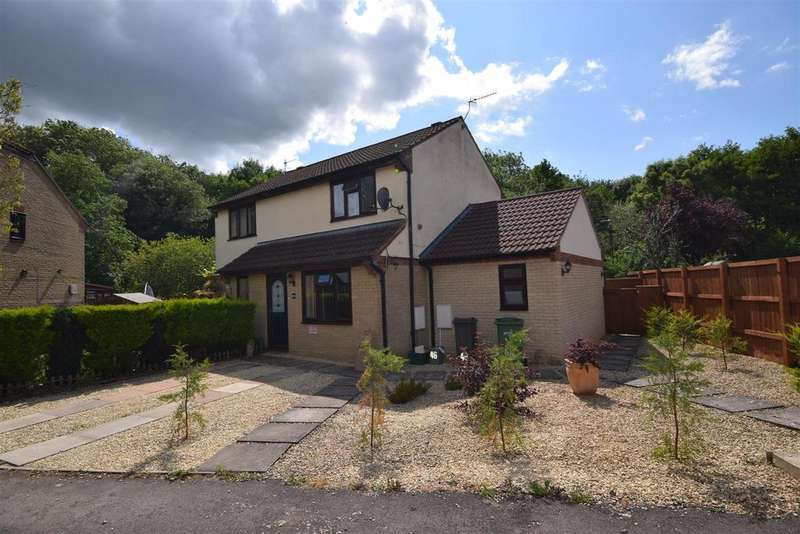 3 Bedrooms Semi Detached House for sale in Stanley View, Dudbridge, Stroud